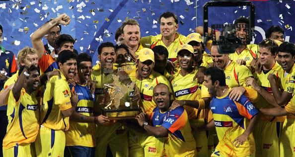 इंडियन प्रीमियर लीग 2010: अंक तालिका 9