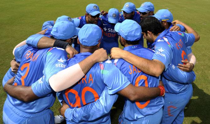 2016 के लिए भारतीय टीम के दौरे का पूरा कार्यक्रम