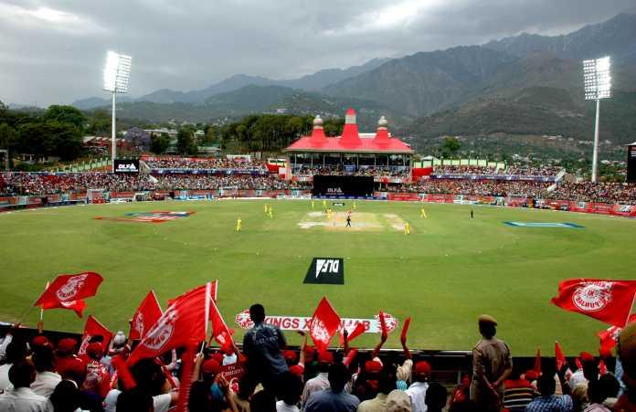 किंग्स xi पंजाब के 3 मैचों की मेजबानी करने को तैयार है धरमशाला