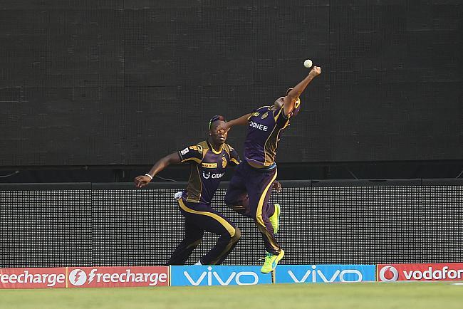 आईपीएल 9: गम्भीर के धमाकेदार 90 रनों की बदौलत हैदराबाद को हरा कोलकाता की दूसरी जीत