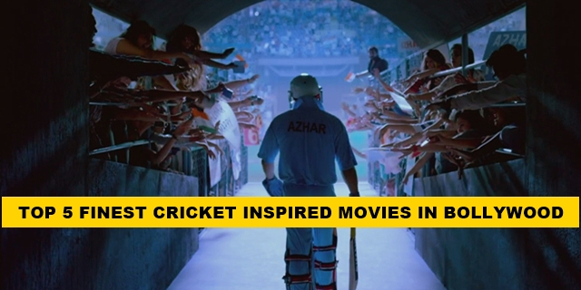 क्रिकेट पर बनी ये 5 बॉलीवुड हर्ट टचिंग फिल्मे 5