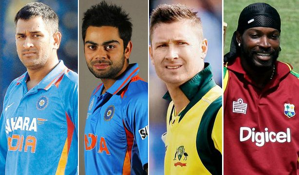 एक मिनट में सबसे अधिक कमाई करने वाले टॉप 10 क्रिकेटर
