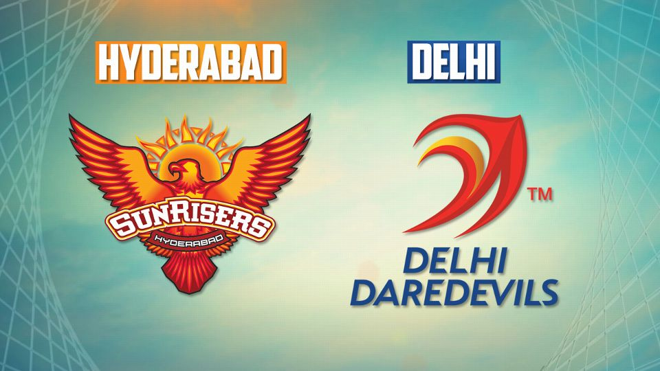 मैच प्रीव्यू: सनराइजर्स हैदराबाद बनाम दिल्ली डेयरडेविल्स 17