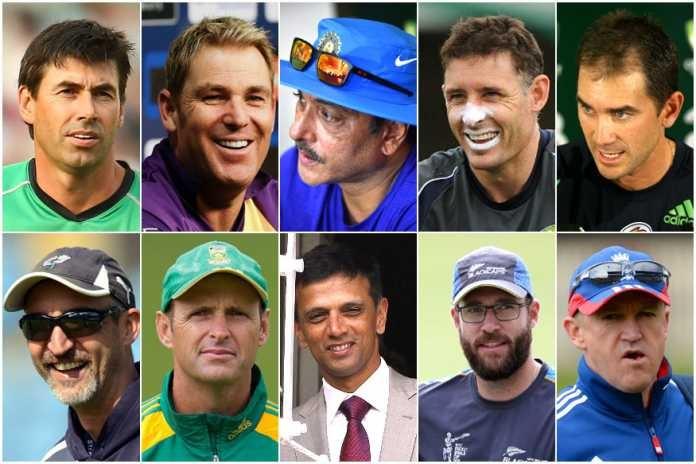 टीम इंडिया का कोच बनने के 10 मजबूत दावेदार