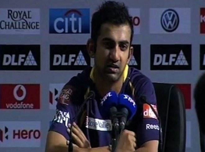 युवराज सिंह की वजह से कोलकाता को होना पड़ा आईपीएल से बाहर: गौतम गंभीर 8
