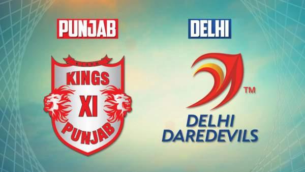 मैच प्रिव्यू: किंग्स XI पंजाब बनाम दिल्ली डेयरडेविल्स