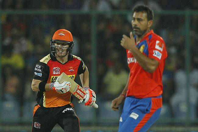 ट्वीटर रिएक्शन: गुजरात को हरा फाइनल में पहुँचा हैदराबाद प्रशंसकों ने ट्वीटर पर मनाया जश्न 5
