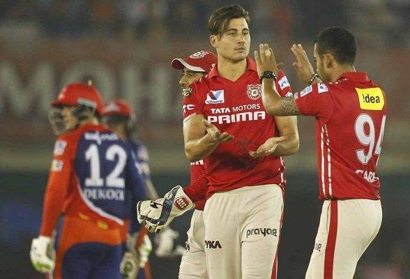 आईपीएल नौ : किंग्स इलेवन पंजाब बनाम दिल्ली डेयरडेविल्स मैच के आंकड़े