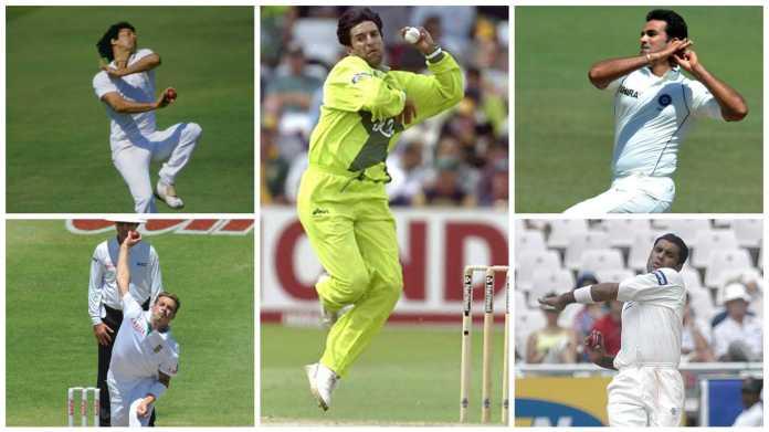 क्रिकेट के इतिहास में रिवर्स स्विंग के बादशाह 6