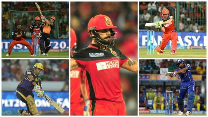 आंकडो का विश्लेषण : आईपीएल 2016 के 5 टॉप बल्लेबाज़ 5