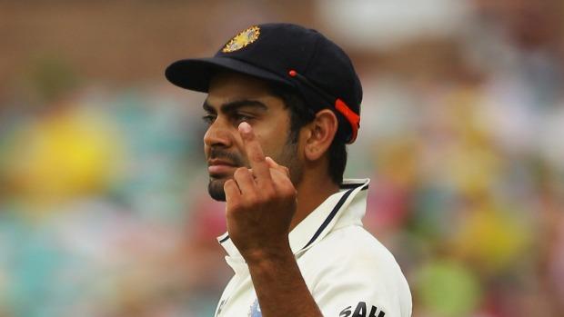 व्यंग:कुंबले के कोच बनाये जाने से निराश कोहली ने दिया टेस्ट कप्तान पद से इस्तीफा धोनी दोबारा बनेंगे भारतीय टीम के कप्तान