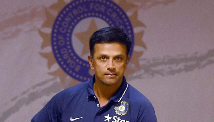 मै युवा खिलाड़ियों के साथ ही काम करना चाहता हूँ: राहुल द्रविड़