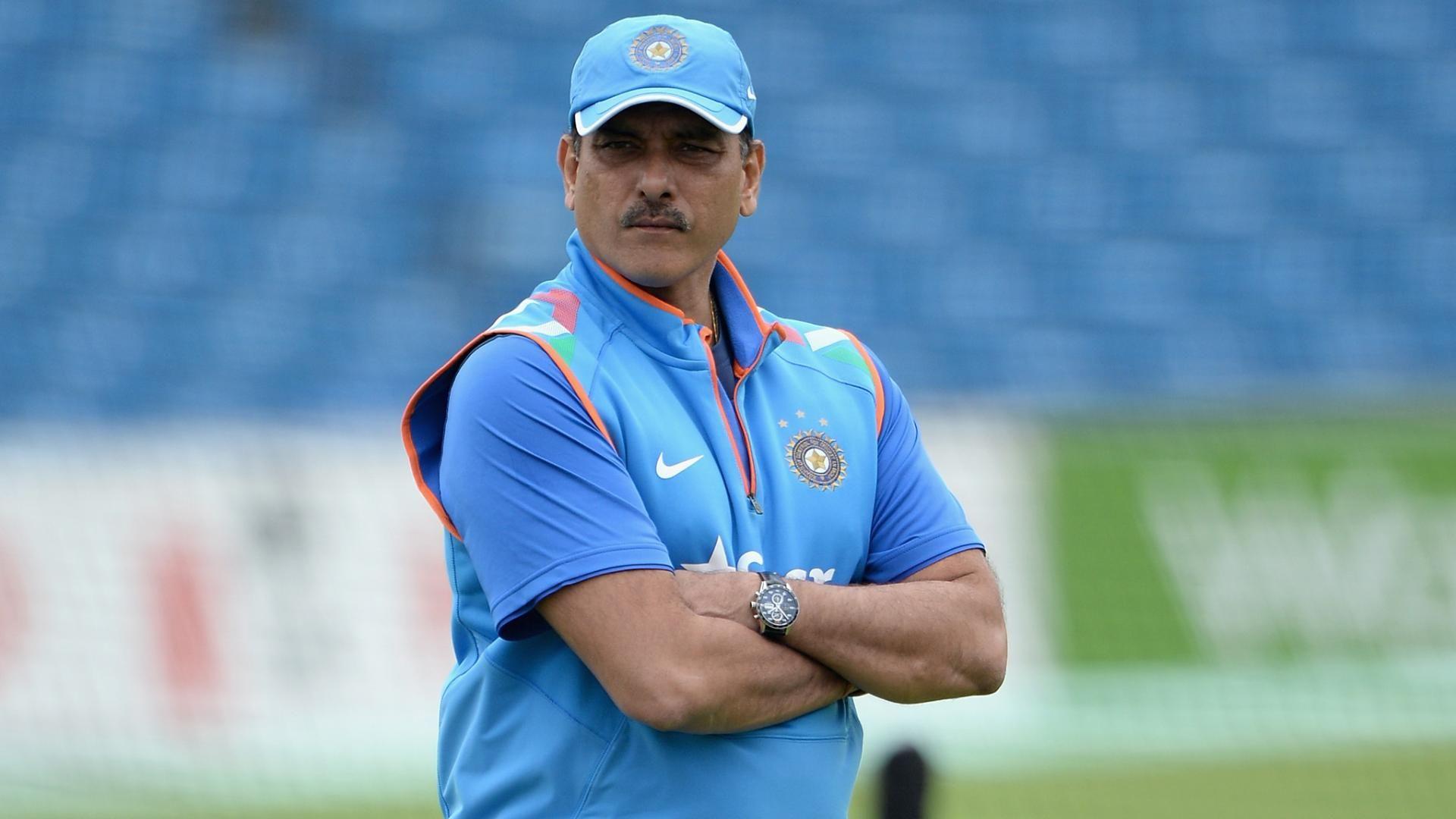 टीम इंडिया का कोच न बनाए जाने से रवि शास्त्री हुए निराश 15