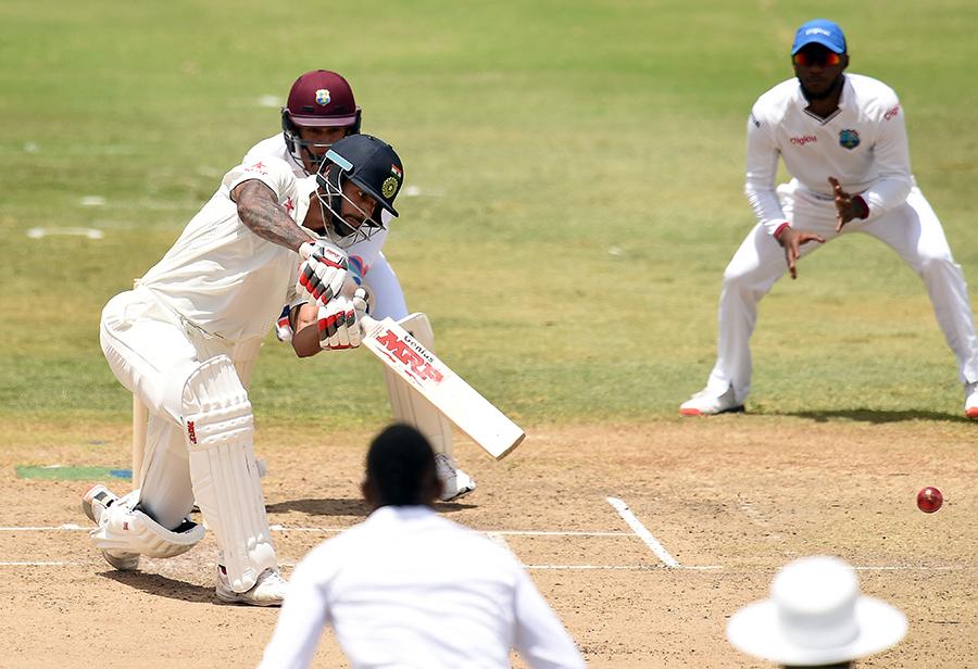 अभ्यास मैच : राहुल, धवन और रोहित के लगाए अर्धशतक