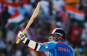 जब भी भारतीय टीम ने बनाया सबसे अधिक रनों का रिकॉर्ड सहवाग ने बनाये सबसे अधिक रन