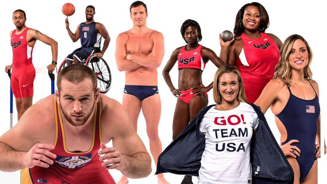 अमेरिका की रियो ओलम्पिक टीम की घोषणा