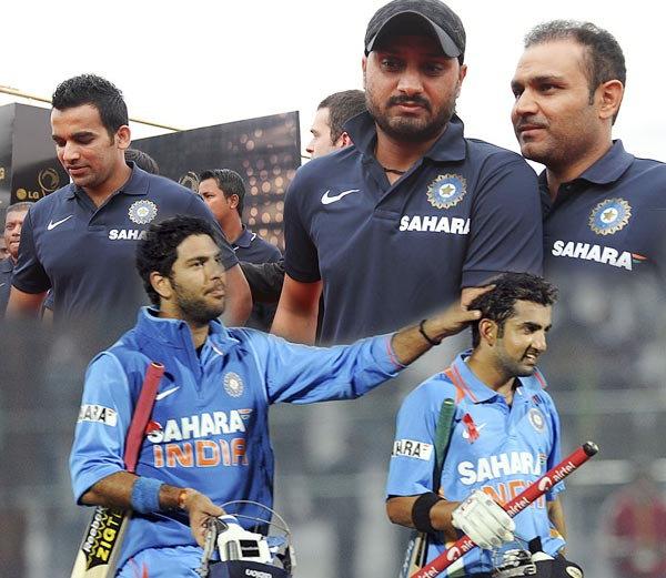 कुंबले के द्वारा एक बार फिर भारतीय टीम में जगह बना सकते है ये दिग्गज 19