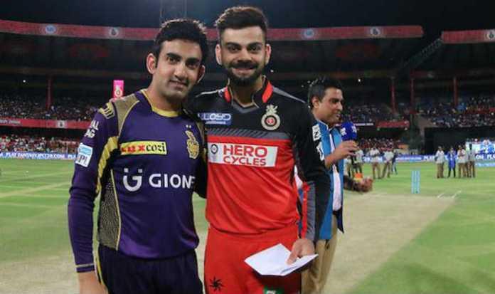 """जब विराट कोहली की वजह से गौतम गंभीर ने """"मैन ऑफ़ द मैच"""" लेने से मना कर दिया 13"""