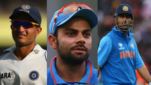 पूर्व कप्तान सौरव गांगुली का सपना पूरा करने की राह पर टेस्ट कप्तान विराट कोहली 14