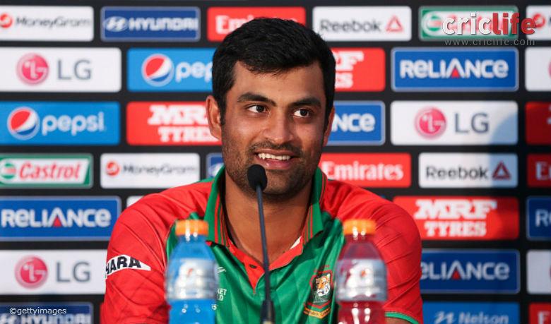 बांग्लादेश के स्टार बल्लेबाज तमीम इकबाल ने भारतीय टीम के इस दिग्गज खिलाड़ी को दिया अपने लगातार  शानदार प्रदर्शन का श्रेय 55