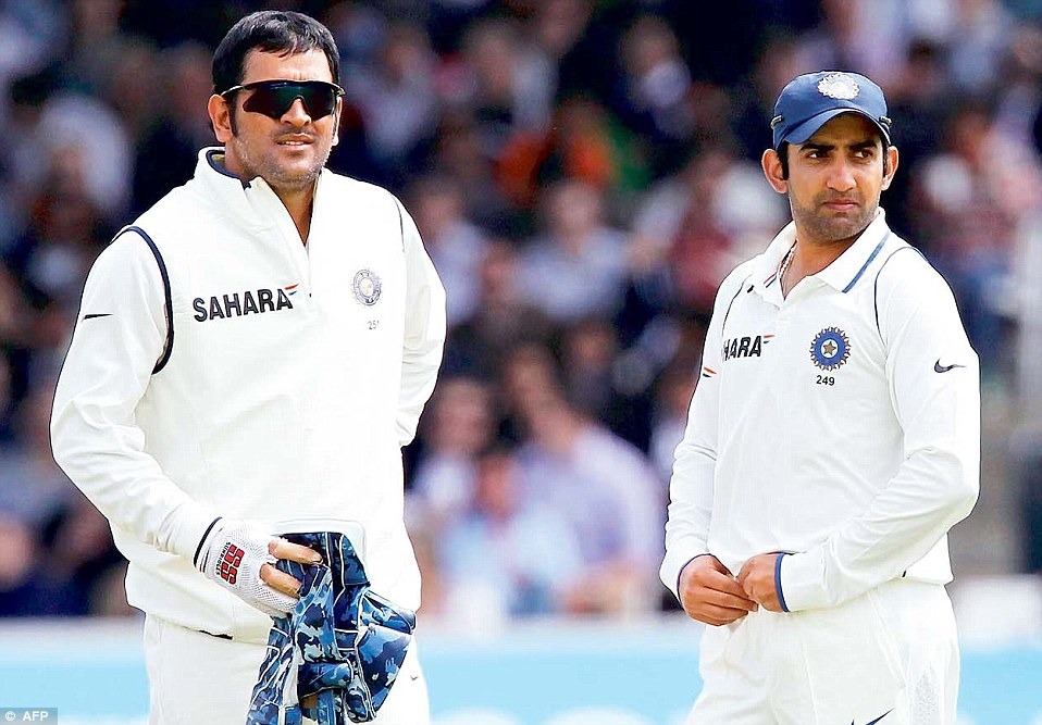 टेस्ट क्रिकेट के 3 सबसे बड़े रिकॉर्ड जो सिर्फ गौतम गंभीर के पास है 11
