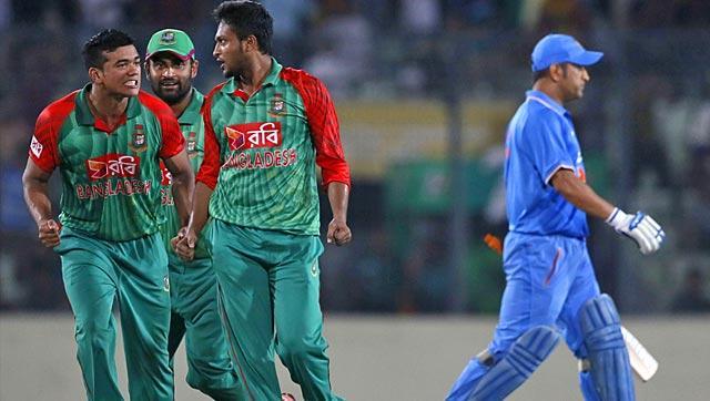 विडियो: जब बांग्लादेश ने किया महेंद्र सिंह धोनी और भारतीय टीम का अपमान