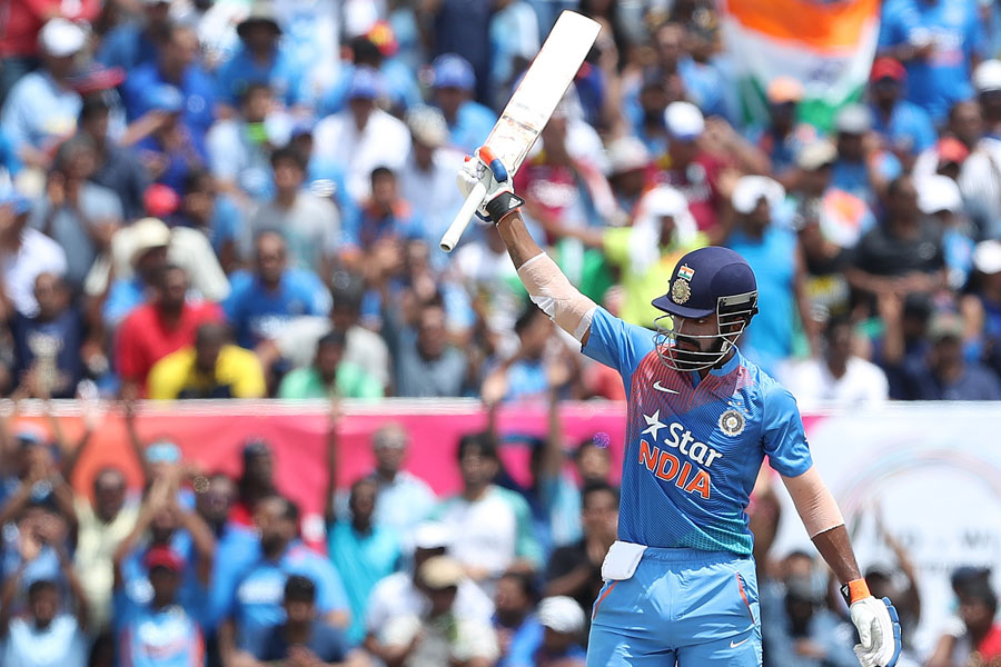 भारत बनाम वेस्टइंडीज टी-ट्वेंटी, फ्लोरिडा : पहले टी-ट्वेंटी में हुई रिकार्ड्स की बारिश