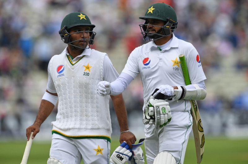 बर्मिघम टेस्ट : समी, अजहर की बदौलत पाकिस्तान मजबूत (257/3) 11