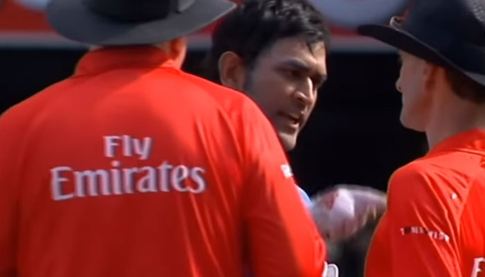 धोनी ने लगाया था अम्पायरों पर फ्लोरिडा में मैच रद्द करने का आरोप, अब आईसीसी ने दिया बड़ा बयान 6