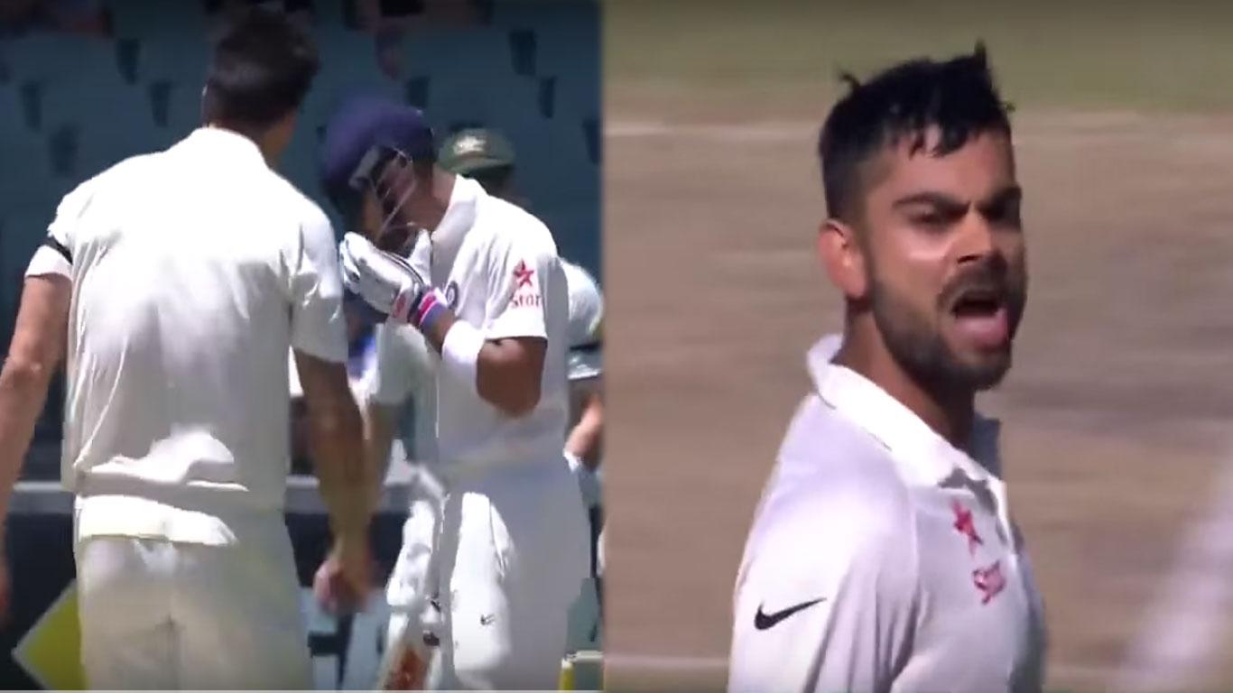 कल रात जब वेस्टइंडीज के खिलाफ के एल राहुल ने किया बेईमानी तो कुछ ऐसा किया कोहली ने