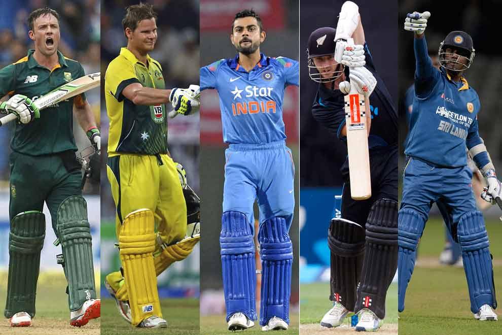 5 प्रमुख टीमें जिन्होंने एकदिवसीय क्रिकेट में सबसे ज्यादा मौको पर बनाये 300 रन 1