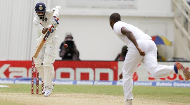 जमैका टेस्ट : भारत ने 304 रनों की बढ़त के साथ पारी घोषित की