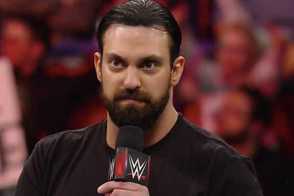WWE सुपरस्टार डेमियन सेंडो कल TNA में अपना पदार्पण