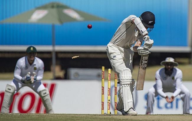 सेंचुरियन टेस्ट : दक्षिण अफ्रीका ने न्यूजीलैंड को 204 रनों से हराया