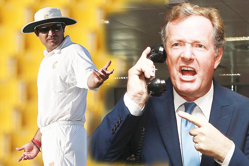 इंग्लैंड के पत्रकार ने दिया सहवाग को चैलेंज, कहा भारत के ओलिम्पिक गोल्ड से पहले इंग्लैंड जीतेगा विश्वकप