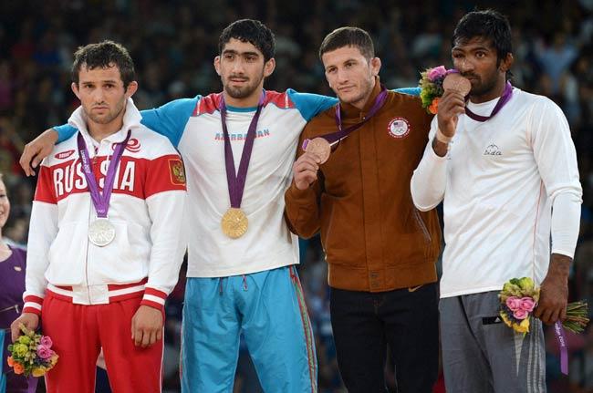 योगेश्वर का लंदन ओलंपिक में जीता कांस्य पदक, सिल्वर में बदल सकता हैं
