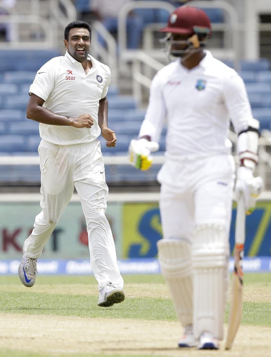 नई आईसीसी टेस्ट गेंदबाजो की रैंकिंग का हुआ ऐलान, अश्विन को हुआ फायदा