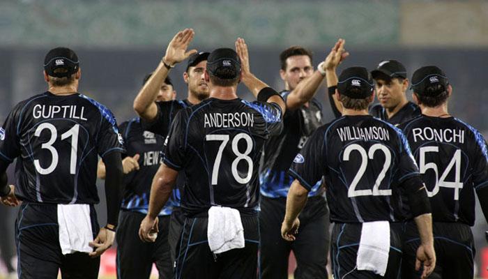 न्यूज़ीलैण्ड ने भारत के खिलाफ एकदिवसीय श्रृंखला के लिए टीम की घोषणा की