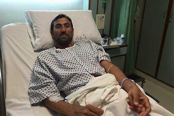 तेज बुखार के बाद यूनिस खान अस्पताल में भर्ती 3