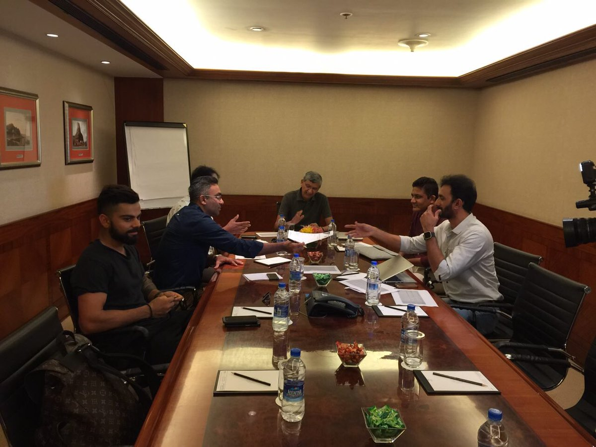 ट्विटर प्रतिक्रिया : न्यूज़ीलैण्ड के भारतीय दौरे के लिए टीम घोषित 12
