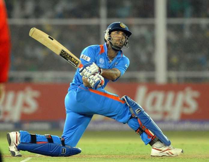 मेरा लक्ष्य है विश्वकप 2019 खेलना : युवराज सिंह 12