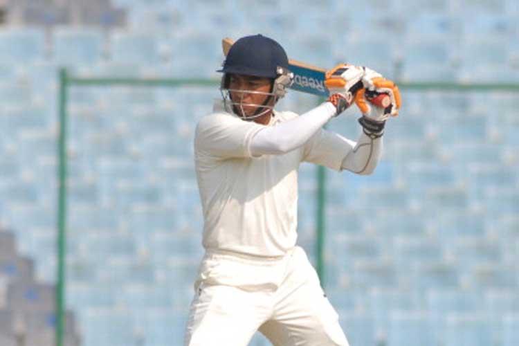 अंडर-19 विश्वकप विजेता टीम के कप्तान उन्मुक्त चंद दिल्ली रणजी टीम के कप्तान बने