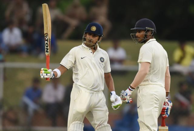 दलीप ट्रॉफी : बारिश के कारण इंडिया रेड-इंडिया ब्लू ड्रॉ खेलने पर मजबूर 13