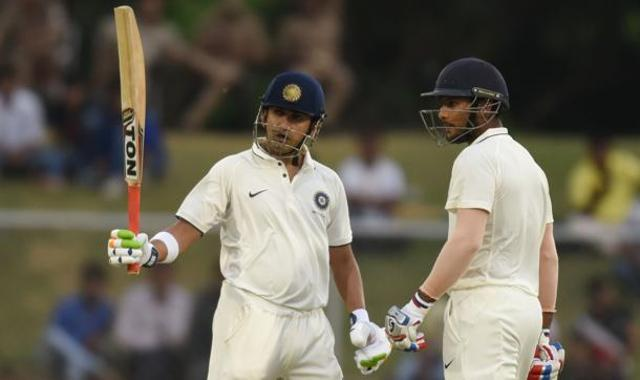 दुलीप ट्राफी : गंभीर की इंडिया ब्ल्यू 555 रनों की बढ़त के साथ फाइनल में 10