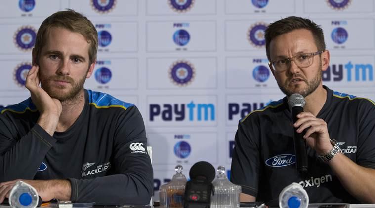 केन विलियमसन: भारत बनाम न्यूज़ीलैंड मैच के दौरान स्पिन गेंद खेलना थोड़ा कठिन होगा