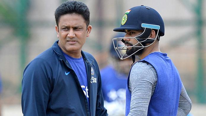 टेस्ट सीरीज से पहले कुंबले ने कहा पिछले परिणाम मायने नहीं रखते