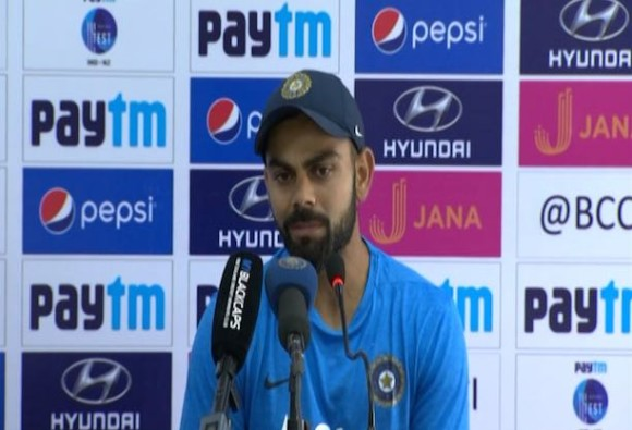 भारत ने छिना पाकिस्तान से नम्बर 1 का ताज और अब भारतीय कप्तान ने भीगे आँखों से पाकिस्तान कों उरी हमले पर दिया जबाब 6
