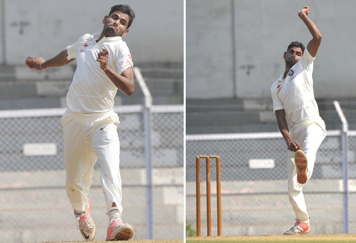 पांच ऐसे युवा गेंदबाज जिन्हें जल्द मिल सकती है भारत की टेस्ट टीम में जगह