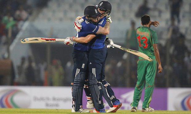 चटगांव एकदिवसीय : इंग्लैंड ने बांग्लादेश को 4 विकेट से हराया 26