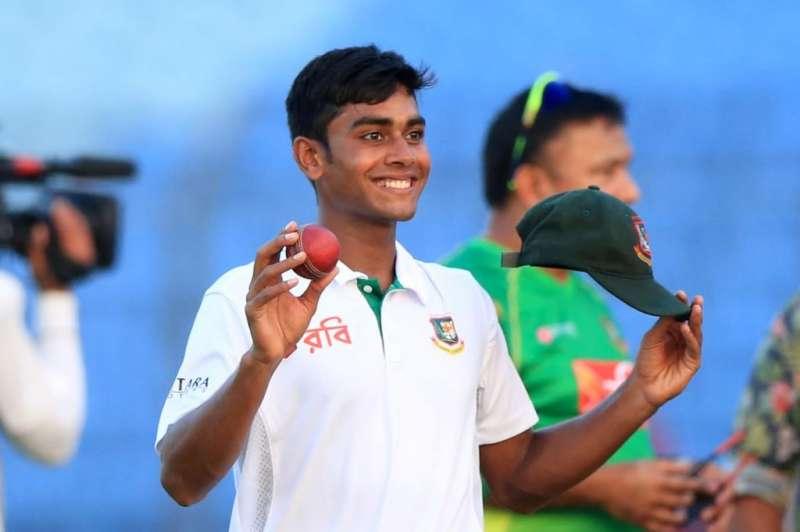 बांग्लादेश के युवा स्पिन गेंदबाज़ मेहदी हसन ने इस पूर्व भारतीय खिलाड़ी को बताया अपना आदर्श 15